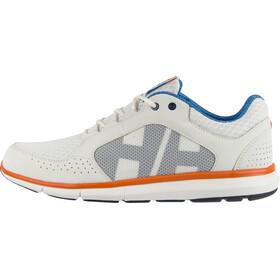 Helly Hansen Ahiga V4 Hydropower Shoes Men, blanco/naranja